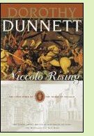Niccolo Rising by Dorothy Dunnett, book cover