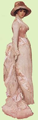 19th Century Pink Dress