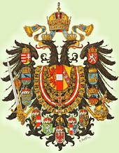 Austrian double-headed eagle