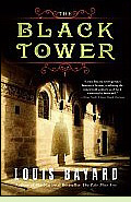 The Black Tower by Louis Bayard, book cover