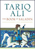 The Book of Saladin by Tariq Ali, book cover