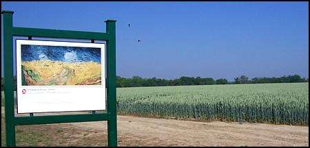Van Gogh Trail, Auvers-sur-Oise