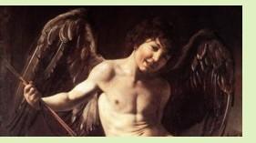 Caravaggio, chiaroscuro