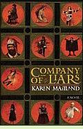Company of Liars, Karen Maitland, book cover