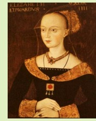Elizabeth Woodville, wife of Edward IV, mother of the Princes in the Tower