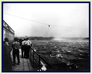 Scow Rescue at Niagara Falls