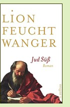 Jud Süss by Lion Feuchtwanger, book cover