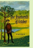The Fourteenth of October by Bryher, book cover