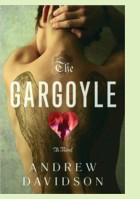 The Gargoyle by Andrew Davidson, book cover