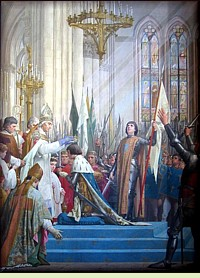 Coronation of Charles VII