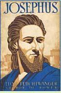 Josephus by Lion Feuchtwanger, book cover