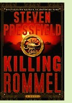 Killing Rommel by Steven Pressfield, book cover