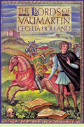 The Lords of Vaumartin by Cecelia Holland