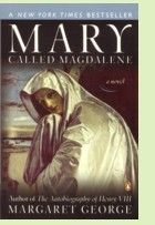 Mary Called Magdalene, Margaret George, book cover