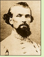 Confederate General Nathan Bedford Forrest