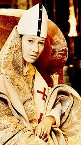 Johanna Wokalek as Pope Joan