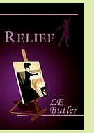 Relief by L.E. Butler, book cover
