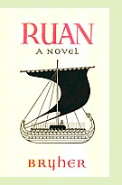 Ruan by Bryher, book cover