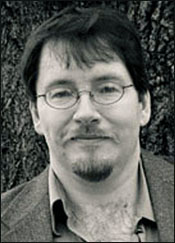 Author Scott Oden