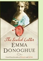The Sealed Letter by Emma Donoghue, book cover