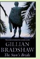 The Sun's Bride by Gillian Bradshaw, book cover