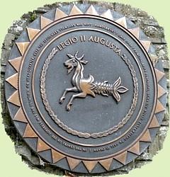Legio II Augusta Capricorn symbol
