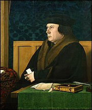 Thomas Cromwell portrait by Hans Holbein the Younger