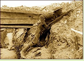 Trench Warfare in World War I
