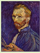 Van Gogh Self-Portrait