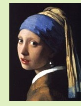 Jan Vermeer, Girl With A Pearl Earring