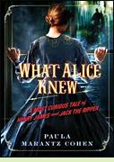 What Alice Knew by Paula Marantz Cohen