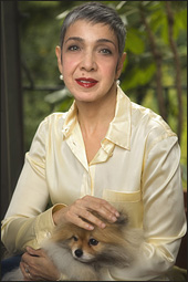 Author Yona Zeldis McDonough