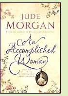 An Accomplished Woman by Jude Morgan, book cover