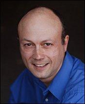 Author CW Gortner
