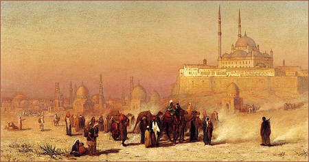 Cairo by Louis Comfort Tiffany