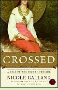 Crossed by Nicole Galland, book cover