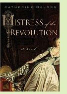 Mistress of the Revolution by Catherine Delors, book cover