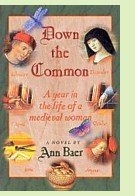 Down the Common by Ann Baer, book cover