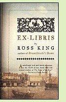 Ex-Libris by Ross King, book cover