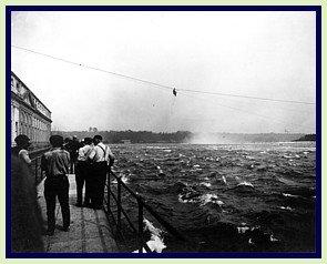 Scow Rescue at Niagara Falls