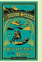 Gentlemen of the Road, Michael Chabon, book cover