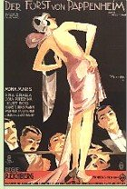 German film poster of the 1920s