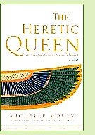 The Heretic Queen by Michelle Moran, book cover