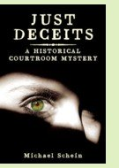 Just Deceits by Michael Schein, book cover