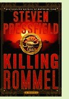 Killing Rommel by Steven Pressfield, book cover