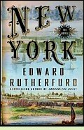 New York: A Novel, by Edward Rutherfurd