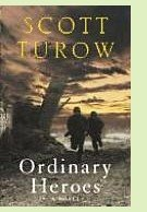 Ordinary Heroes by Scott Turow, book cover