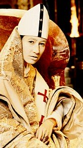 Johanna Wokalek as Pope Joan