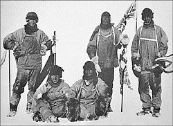Terra Nova expedition of Robert Falcon Scott