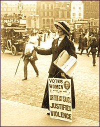 British suffragette
